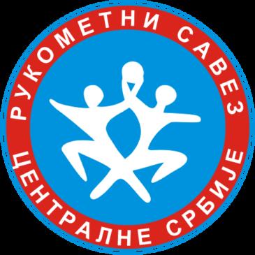 Šesta redovna sednica Skupštine Rukometnog saveza Centralne Srbije