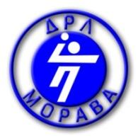 Poziv za sastanak DRL Morava