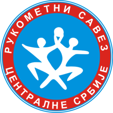 Program akcija selekcija (dečaci) Rukometnog saveza Centralne Srbije