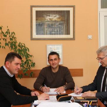 Potpisan ugovor o saradnji sa FSFV Niš