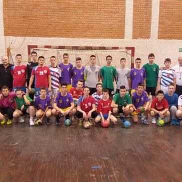 Okupljanje za dečake Branicevsko – Podunavskog regiona