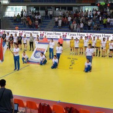 Finale Kupa Srbije za žene: Naisa – Bekament Bukovička Banja