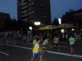 Prvi ulični turnir u rukometu