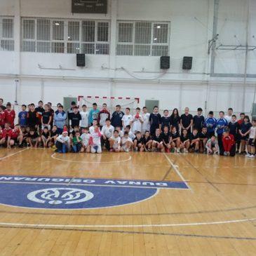 Novogodišnji turnir u mini rukometu održan u Pirotu