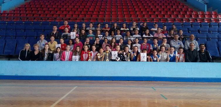 Mini liga za devojčice u Boru