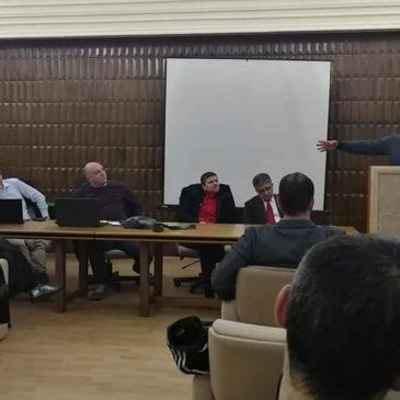 Održana II sednica UO ZSiK RSCS i radni sastanak