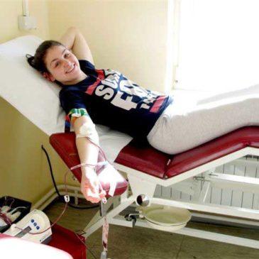 Akcija dobrovoljnog davanja krvi u Borskom okrugu