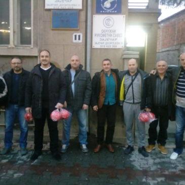 Održan radni sastanak DRL Istok u Zaječaru