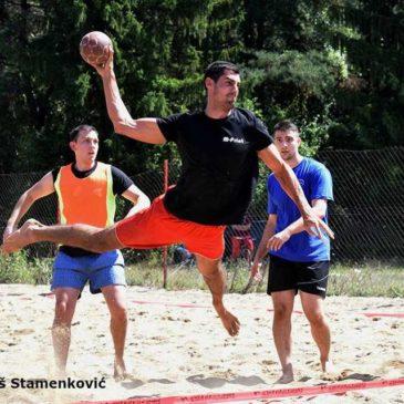 Drugi turnir u rukometu na pesku – Leskovac 2018