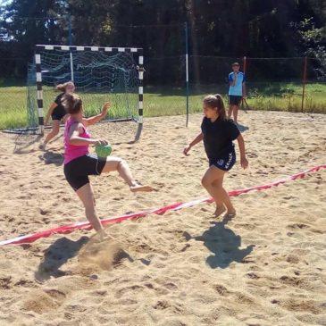 Одржан други турнир рукомета на песку у Лесковцу