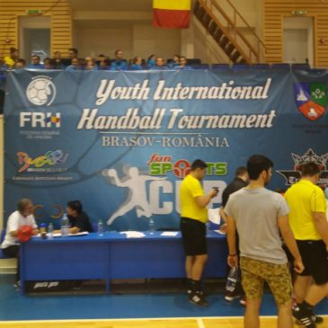 "6. међународни рукометни турнир ""Fun Sports Cup"""