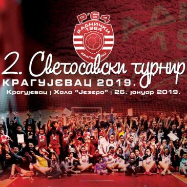 Светосавски турнир 2019 у мини рукомету