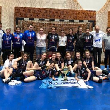 ЖРК МЕДИЦИНАР првак Србије за Ж-16