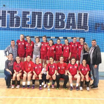 Раднички 1964 шампион лиге млађих категорија ЦС за Ж-16