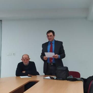Одржан састанак Управног одбора и седница Скупштине Заједнице судија и контролора РСЦС